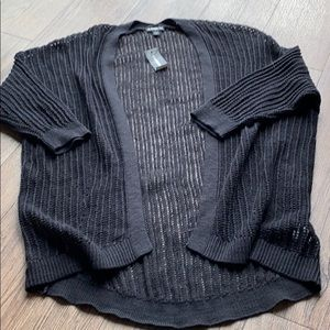 3/4 sleeve Express cardigan